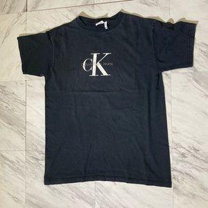 Vintage Calvin Klein jeans tshirt